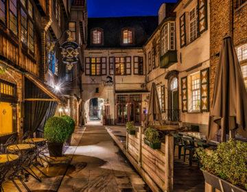 10 романтичных городков Европы