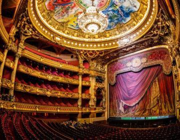 Самые красивые оперные театры мира